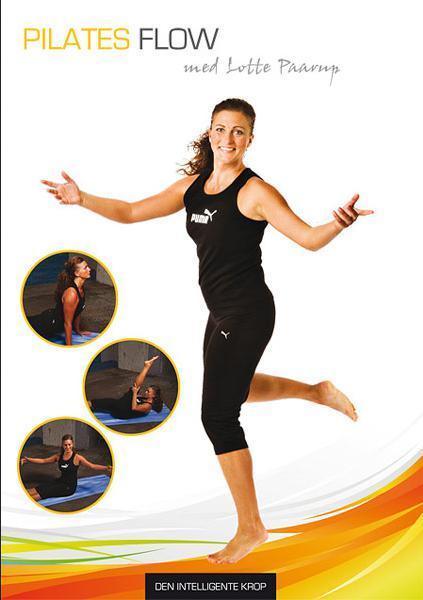Billede af Pilates Flow (DVD)