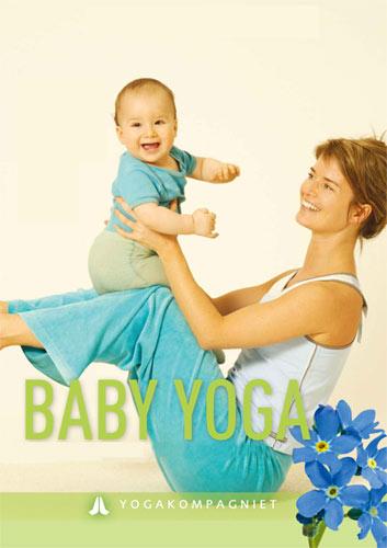 N/A Baby yoga dvd fra spashop.dk
