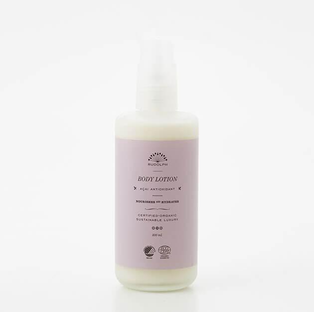 N/A Rudolph care aã§ai antioxidant body lotion 200 ml. fra spashop.dk