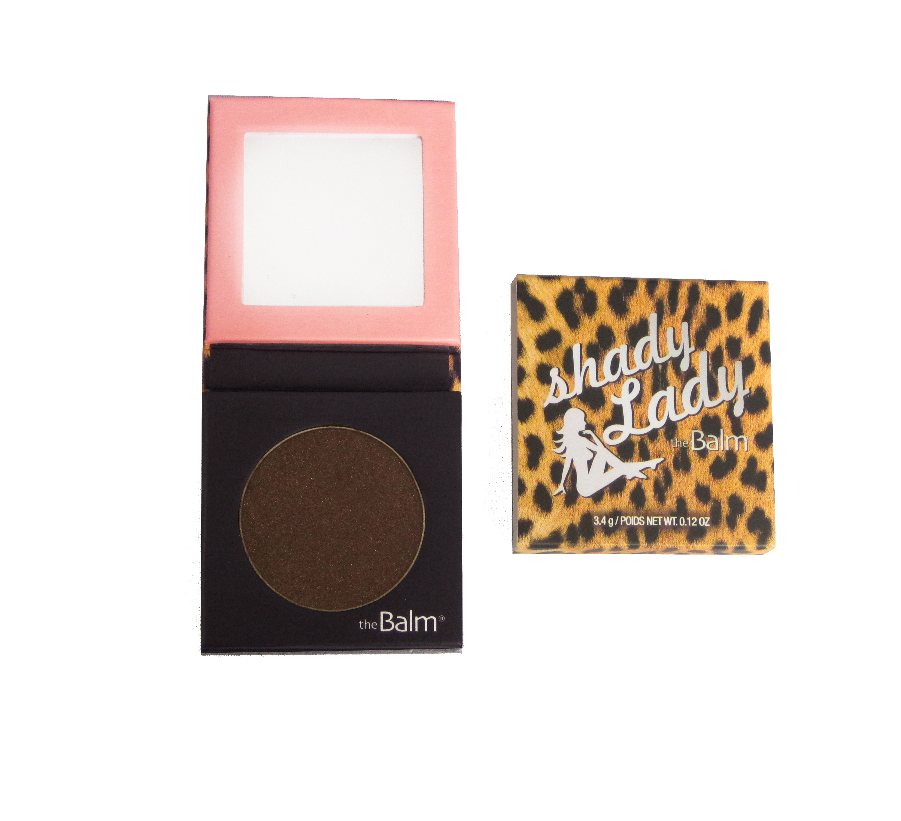 N/A The balm eyeshadow caught in the act courtney fra spashop.dk