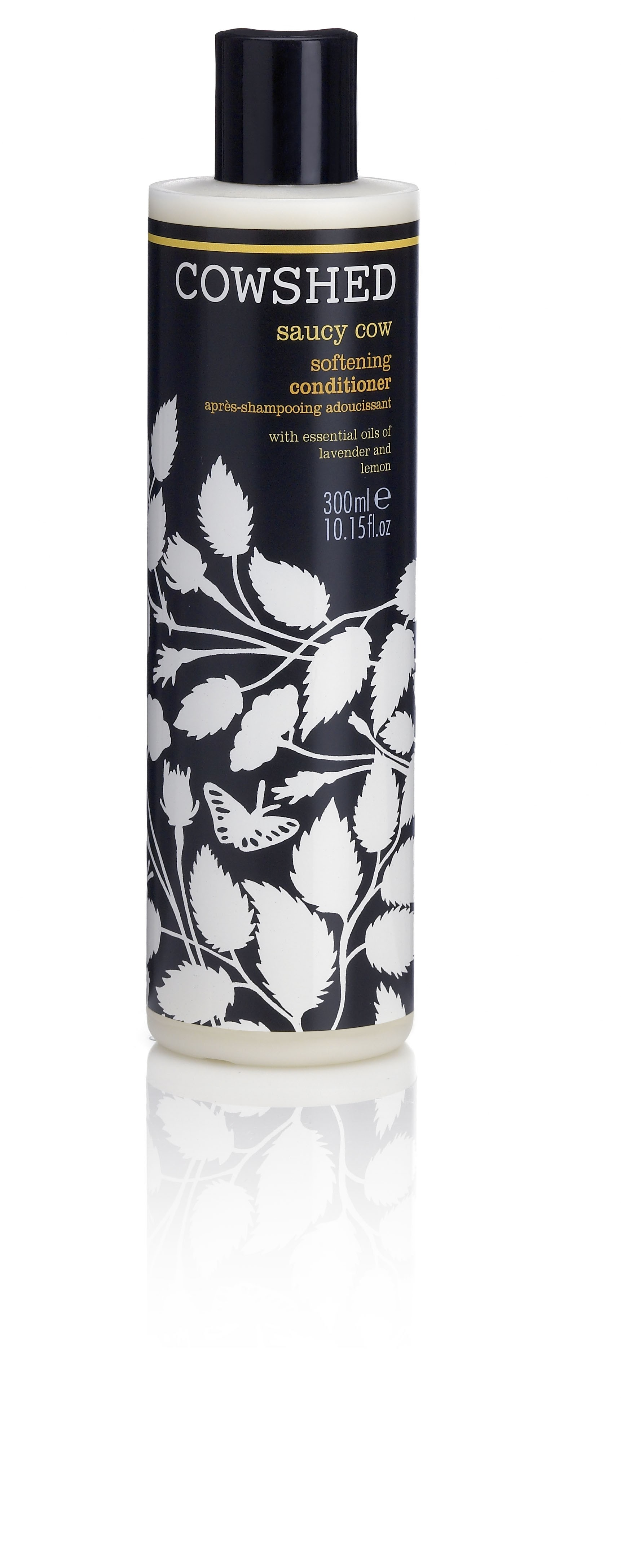 Billede af Cowshed Saucy Cow Softening Conditioner 300 ml.