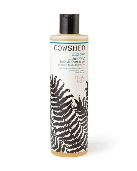 N/A – Cowshed wild cow invigorating bath & shower gel (300ml) fra spashop.dk