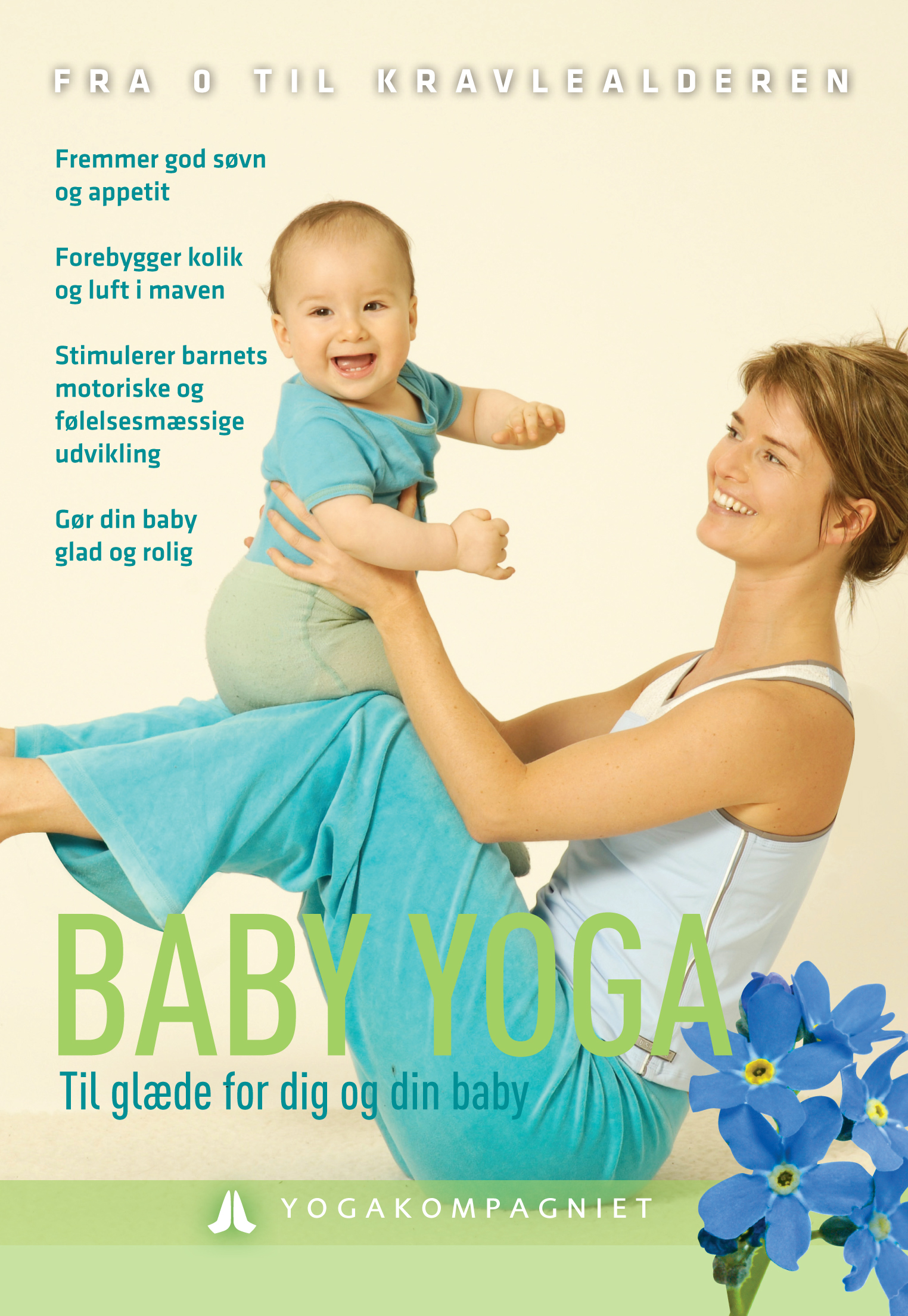 Image of Baby yoga dvd