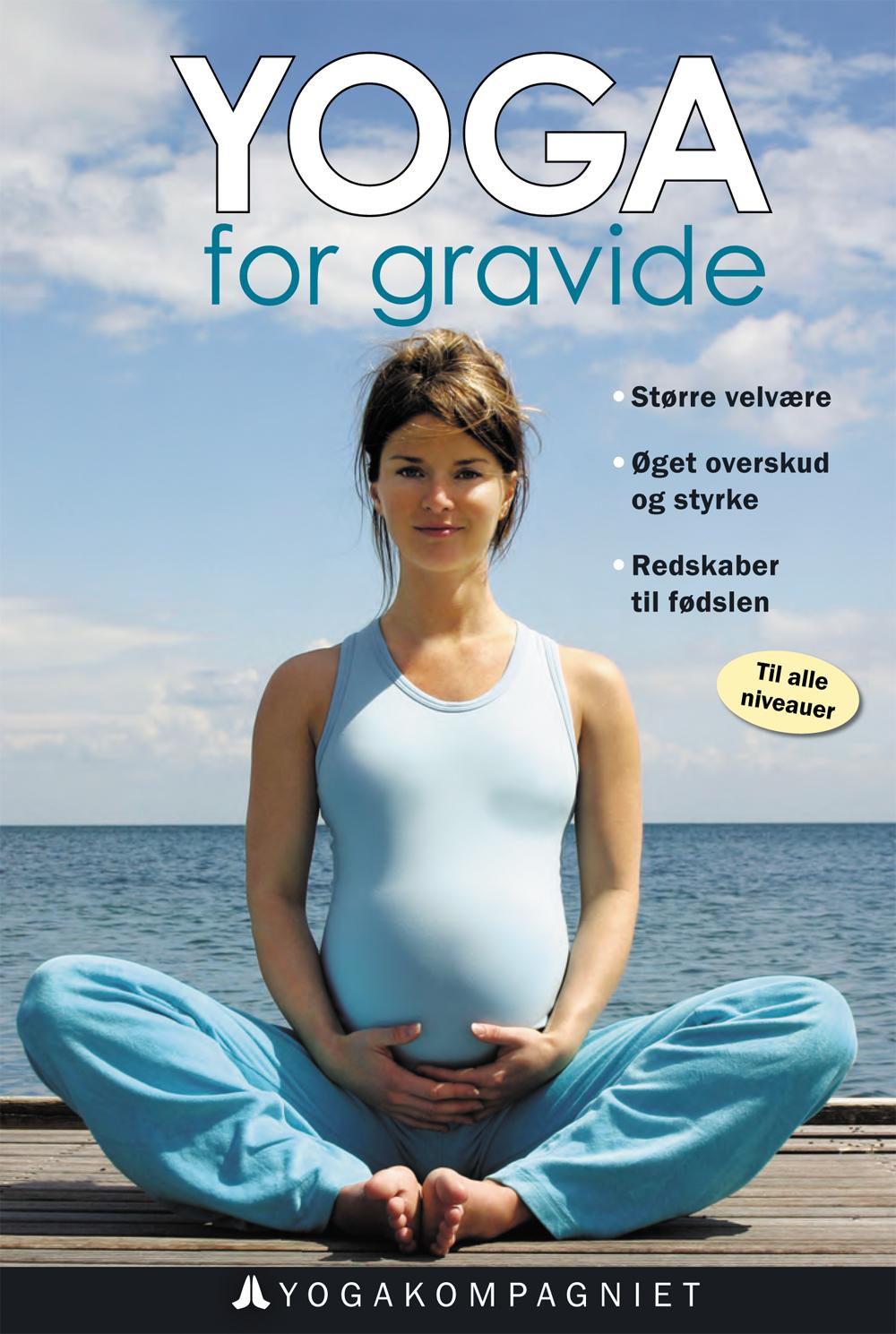 N/A – Yoga for gravide (dvd) på spashop.dk