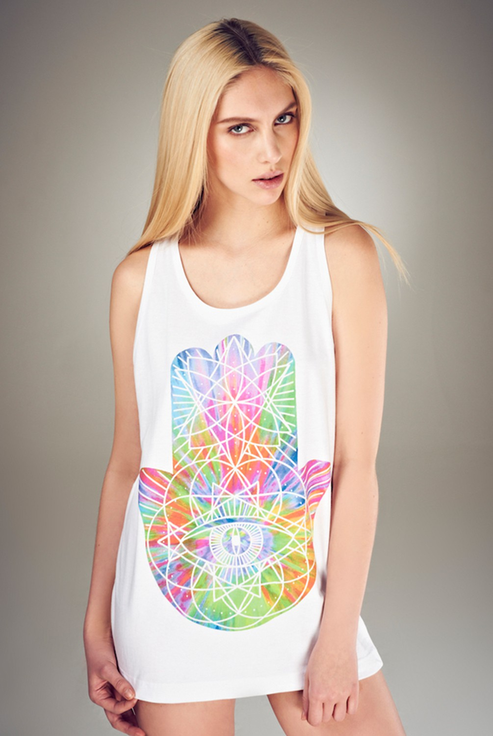 Image of IamVibes yoga tank top -M