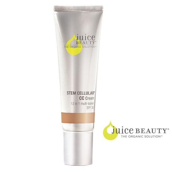 N/A – Juice beauty stem cellular cc cream sunkissed glow 50 ml på spashop.dk