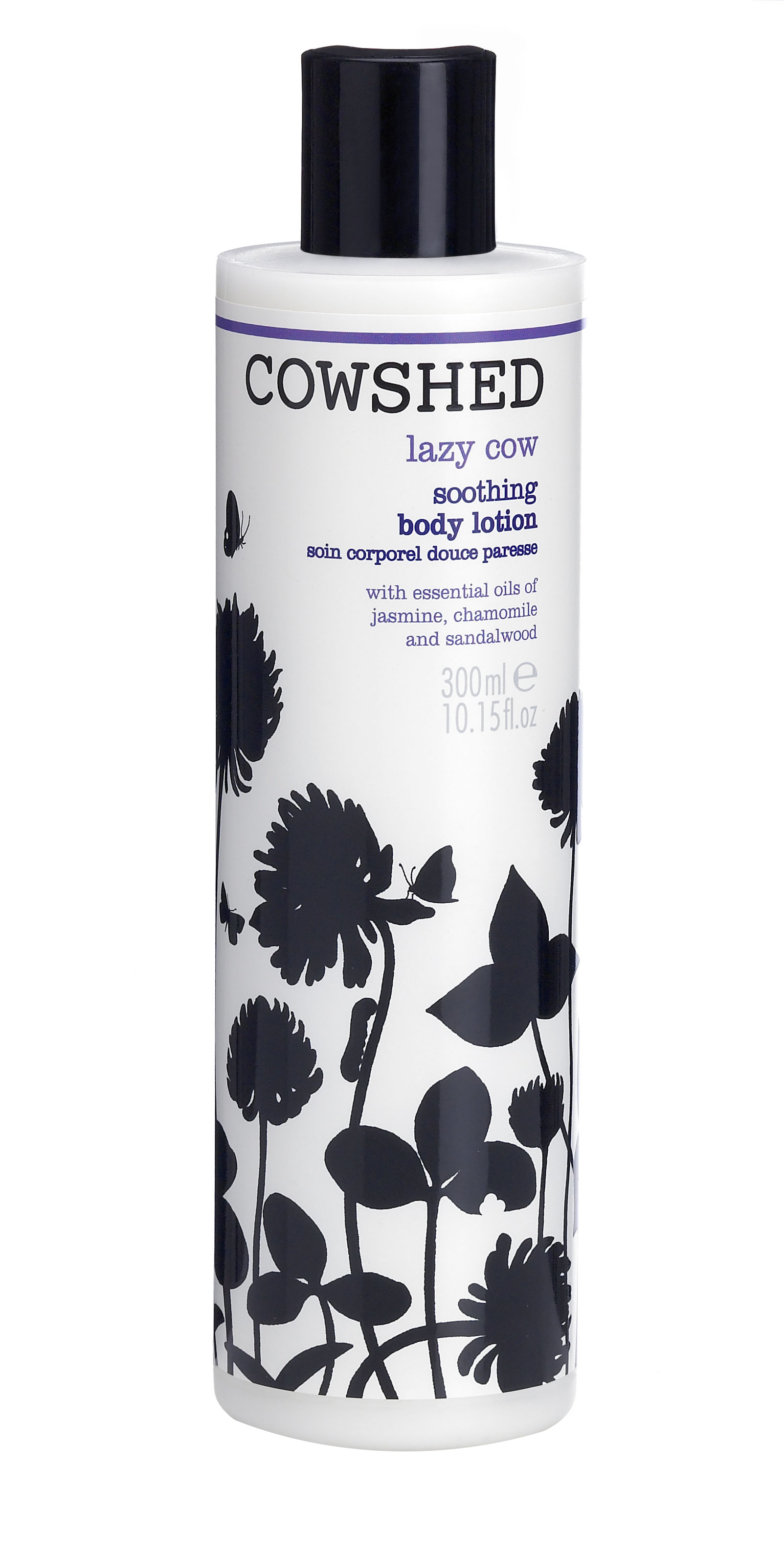 Image of   Cowshed Lazy Cow Soothing Body Lotion 300 ml.