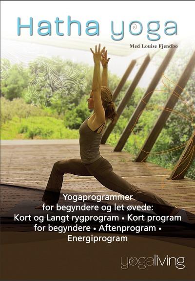 N/A – Hatha yogadvd louise fjendbo på spashop.dk