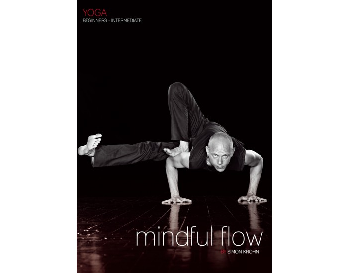 Billede af Mindful Flow - Yoga dvd med Simon Krohn