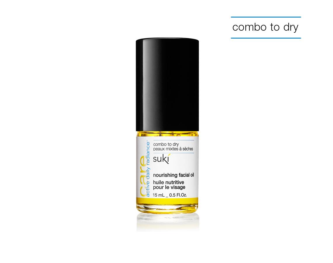 Suki  nourishing facial oil 15 ml fra N/A på spashop.dk