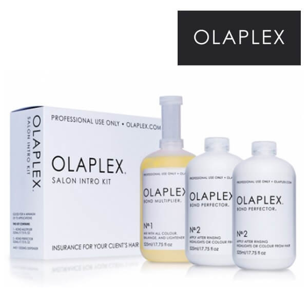 Image of   Olaplex Salon Intro Kit 3 x 525 ml