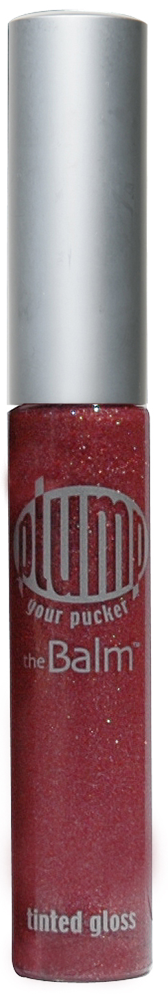 N/A – The balm plump your pucker tinted gloss - passion my fruit på spashop.dk