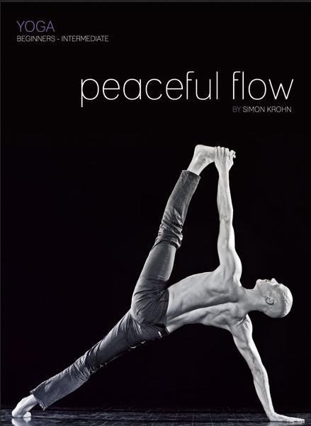 Billede af Peaceful Flow yoga dvd - Simon Krohn