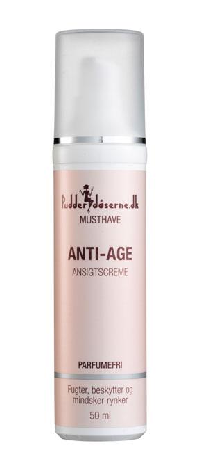 Pudderdåserne anti-age ansigtscreme 50 ml. thumbnail