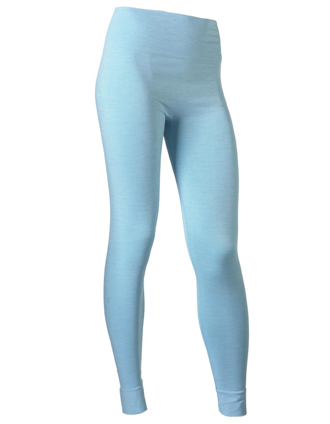 Image of   Bandha Yogabukser - Turquoise / White -L