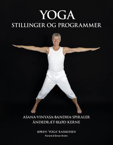 N/A Yoga stillinger og programmer af søren rasmussen på spashop.dk