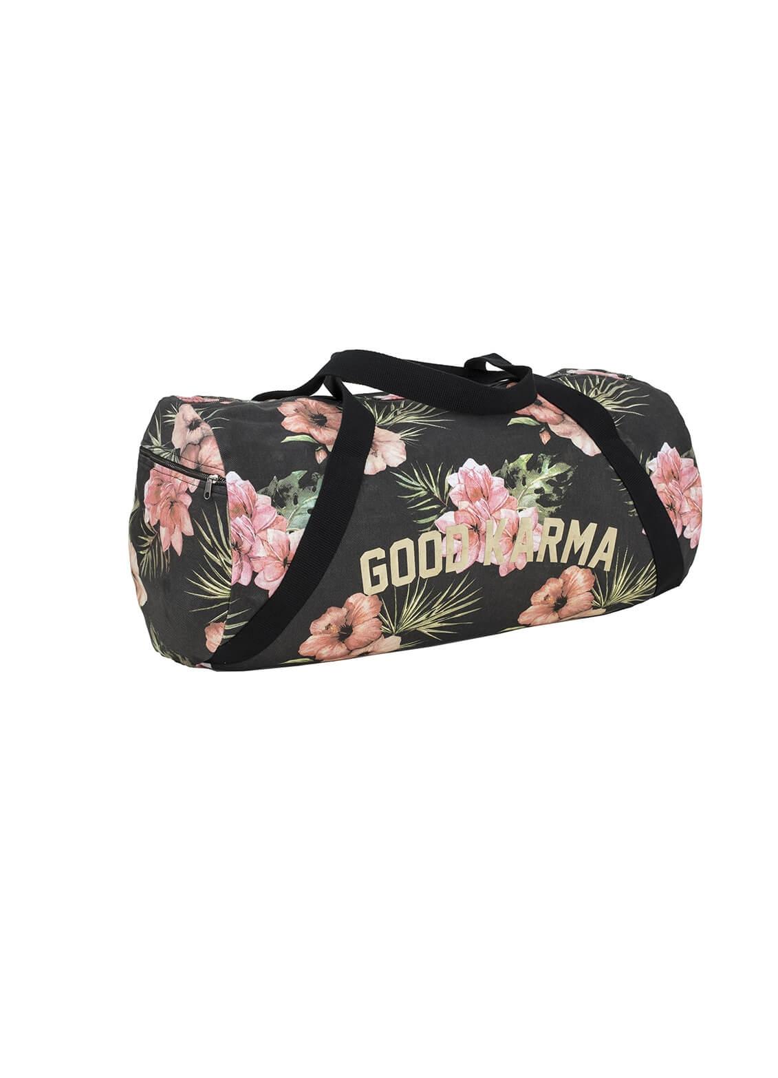 Spiritual Gangster Good karma duffle bag thumbnail