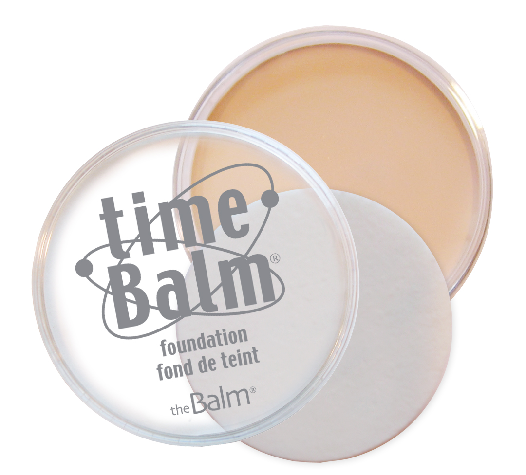 Image of   The Balm TimeBalm Foundation light