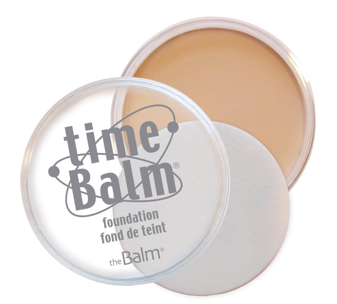 The Balm TimeBalm Foundation light/medium