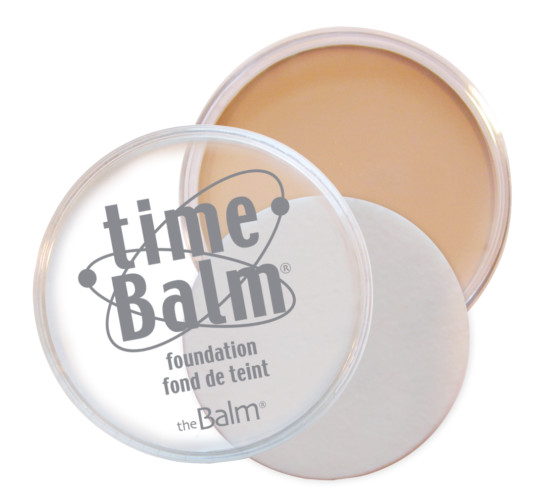 Image of   The Balm TimeBalm Foundation light/medium