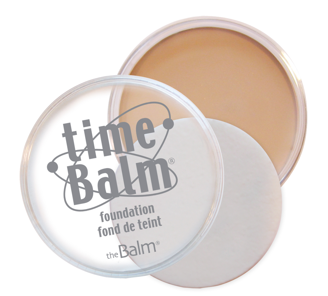 Image of   The Balm Time Balm Foundation medium