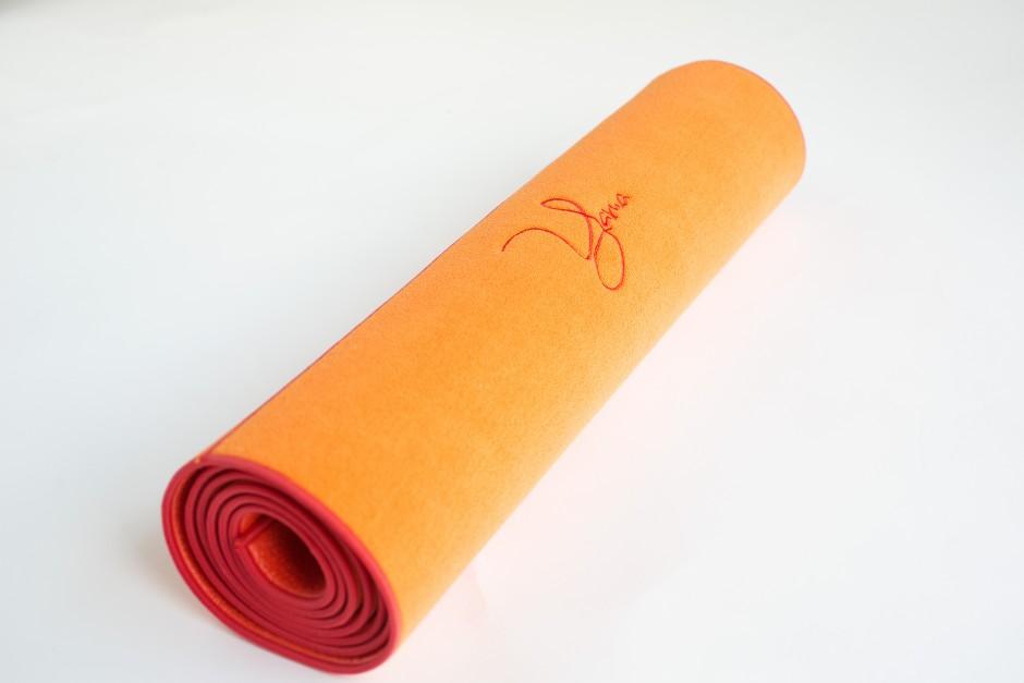 Yama hot yogamåtte fra N/A fra spashop.dk