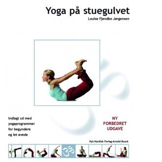 N/A – Yoga på stuegulvet bog fra spashop.dk